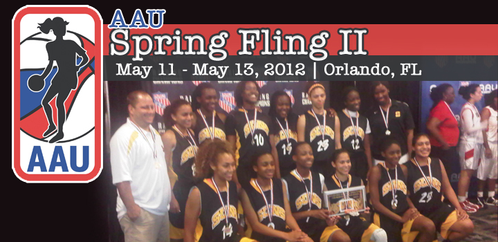 Suns White Capture Title; AAU Spring Fling 2 Results