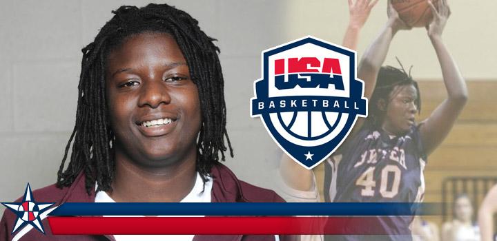 Kai James Selected For 17U Team USA Trials