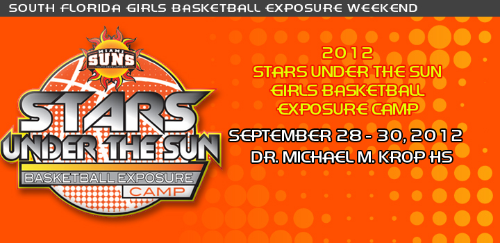 2012 Stars Under The Sun Girls Basketball Exposure Camp