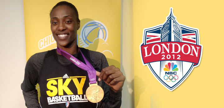Fowles, USA Bring Home The Gold From London