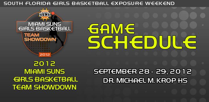 Team Showdown Game Schedule & Rules