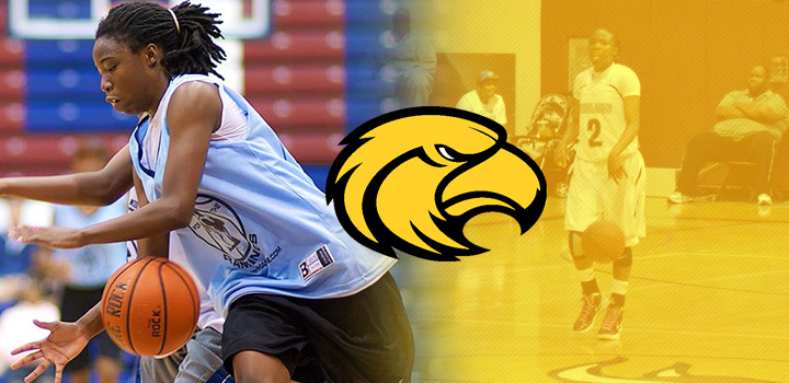 Brittanny Dinkins Chooses Southern Miss
