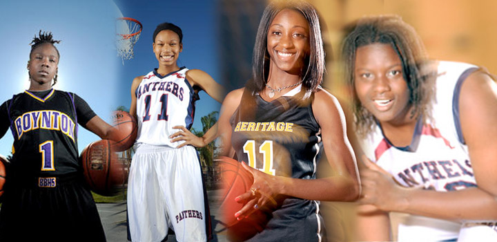 Suns Girl's Basketball 2013 All-County Selections