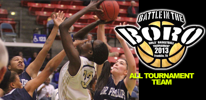 Beatrice Mompremier named an All-Star at Battle in the Boro