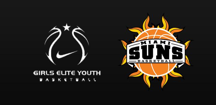 Miami Suns Girls Basketball: A Nike Sponsored Program