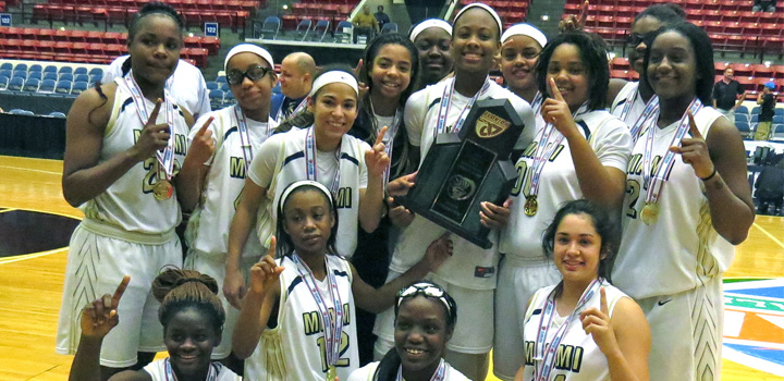 Miami High Girls' Basketball Headed To DICK'S Sporting Goods National Tournament