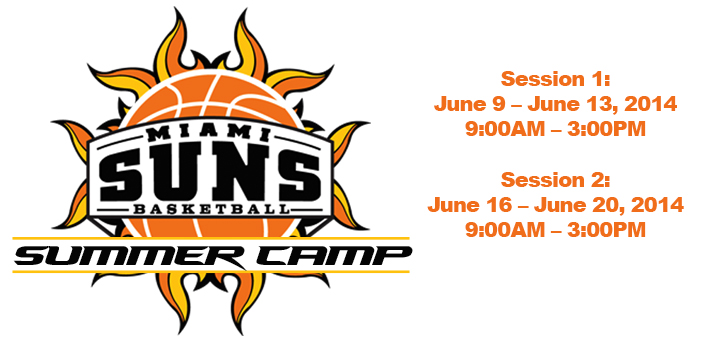 Suns Basketball Summer Camp