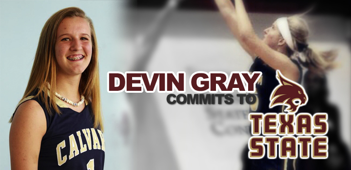 Devin Gray Commits To Texas State University