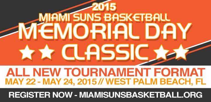 2015 Memorial Day Classic Information