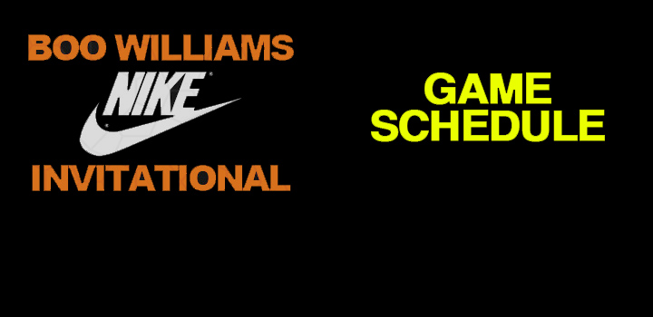 Boo Williams Nike Invitational Schedule