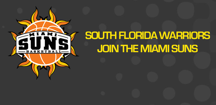 South Florida Warriors Join The Miami Suns